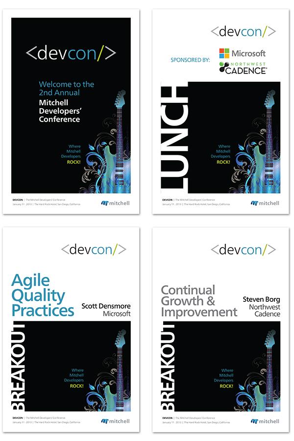 DEVCON Conference Branding